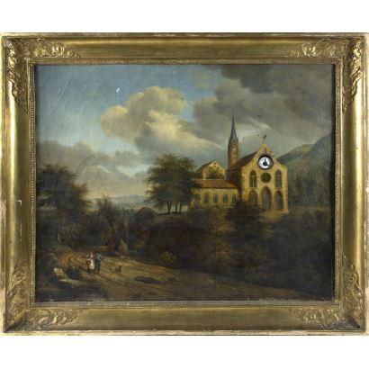 Escuela europea, S. XIX.