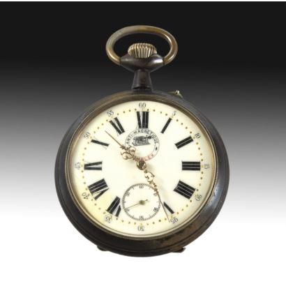 Reloj de bolsillo.