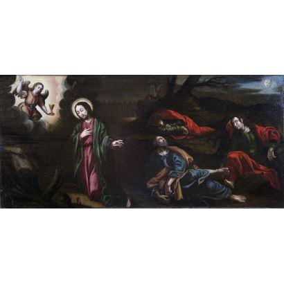 Pintura de Alta Época. Escuela Española, S. XVII.