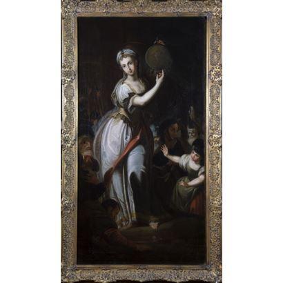Pintura de Alta Época. Escuela Española, siglo XVIII.