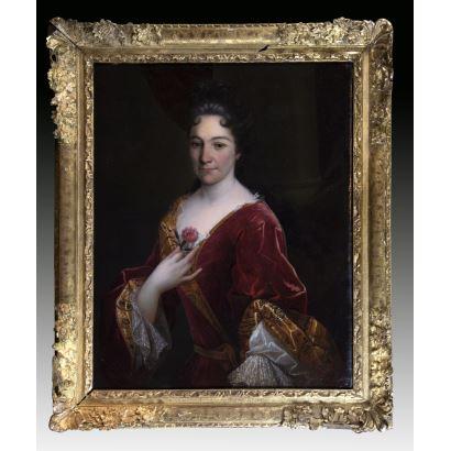 Pintura de Alta Época. Escuela francesa, S. XVIII.