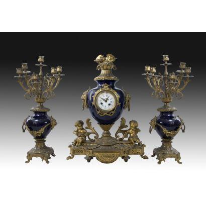 Watches. Garrison, France, S. XIX.