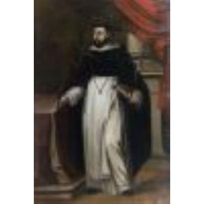 Pintura de Alta Época. Escuela Española, finales S. XVII. Seguidor de Francisco ZURBARÁN (Badajoz, 1598 – Madrid, 1664).