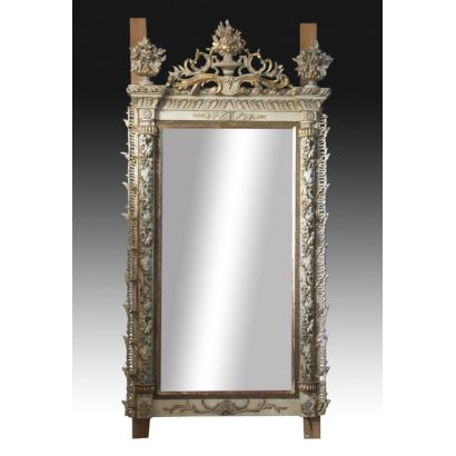 Gran espejo S. XIX