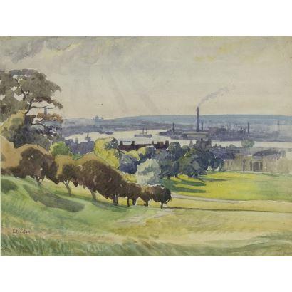 Ellen Mary Maria Eaton (Chelsea, 1866- Kent, 1949).