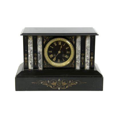 Reloj de sobremesa, fin- S. XIX.