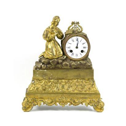 Reloj de sobremesa, S. XIX.