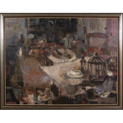 Pintura del siglo XX. RICARDO PÉREZ FRANCO