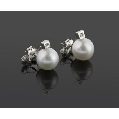 Earrings you and me.