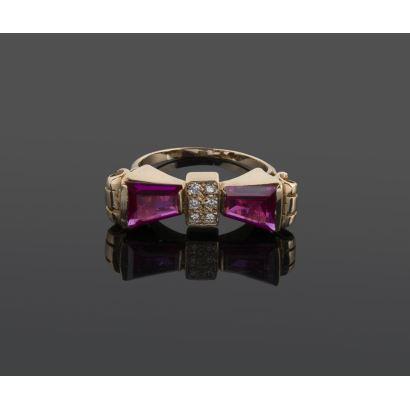 Chevalier ring.