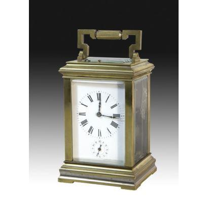 Bedside clock, S. XIX.