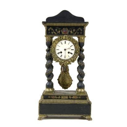 Column clock, Napoleon III, S. XIX.