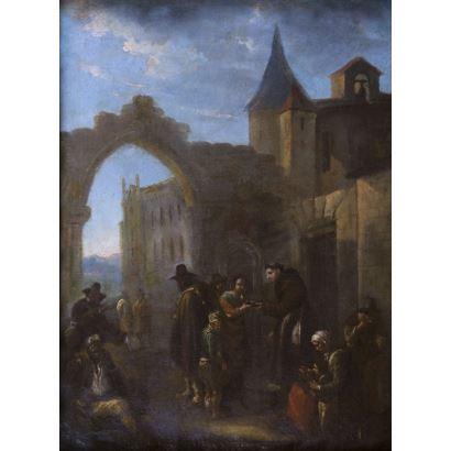 ANDRIES BOTH (Utrecht, 1612/1613-Venecia, 1641).