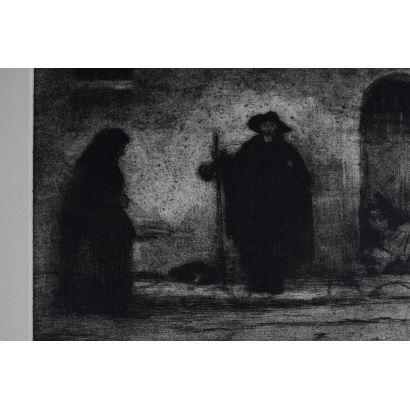 Ricardo Baroja y Nessi (Minas de Ríotinto, 1871 – Vera de Bidasoa, 1953).