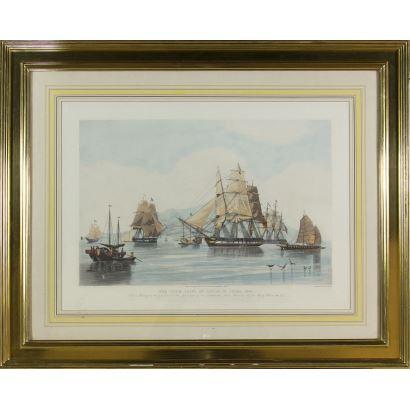 Obra Gráfica. Edward Duncan (1803-1882).
