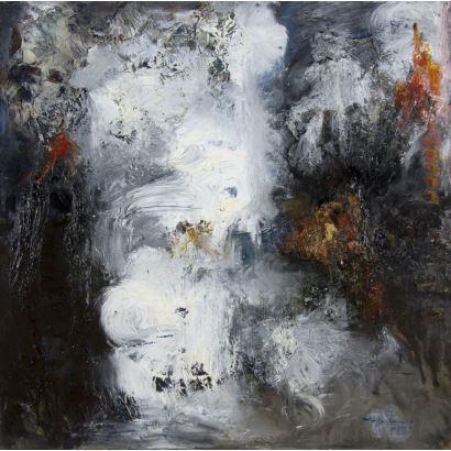Pintura del siglo XX. Teresa Gili Ferrando (Sabadell, Barcelona, 1943)