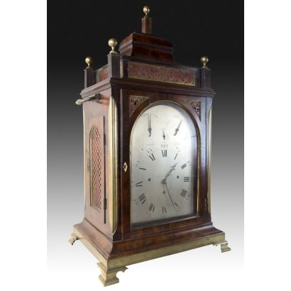 Relojes. Reloj bracket, h. 1790.