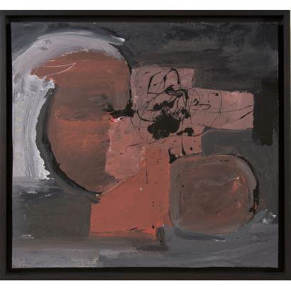 Pintura del siglo XX. MARÍA JESÚS URIARTE (Bilbao, 1945-2009).