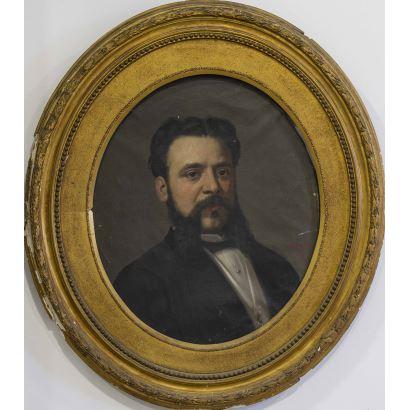 JOSÉ TEXIDOR I BUSQUETS (1826-1892).