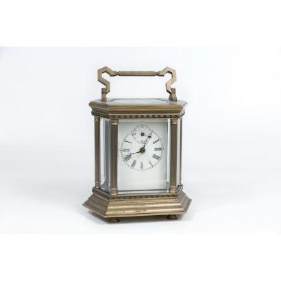 Reloj de viaje, S. XIX.