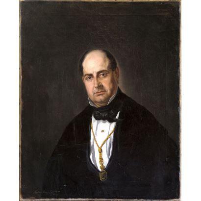 Andrés Juez Sarmiento (Madrid, 1808- 1871).