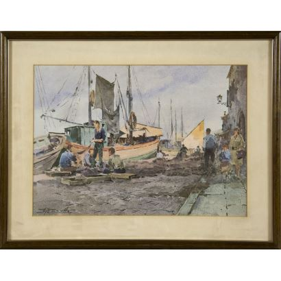 Ulderico Marotto (1890-1967).
