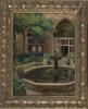 FERNANDO CABRERA CANTÓ (1866-1937) óleo sobre lienzo