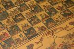 Muebles. Mesa de juego italiana, pps. XX.