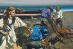Pintura del siglo XX. EUSTAQUIO SEGRELLES DEL PILAR (Albaida, Valencia, 1936).