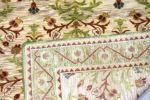 Alfombras y Tapices. Alfombra en lana estilo indio.