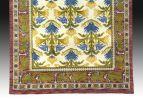 Alfombras y Tapices. Alfombra estilo Oriental en lana.