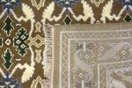Alfombras y Tapices. Alfombra en lana estilo persa.