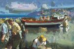 Pintura del siglo XX. Eustaquio Segrelles (Albaida, 1936).