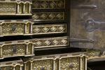 Muebles. Bargueño salmantino, S. XVII
