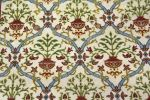 Carpets and Tapestries. Spanish carpet with design type Cuenca, S. XX.