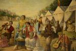 Pintura del siglo XIX. DOMINGUEZ BECQUER, Joaquín (Sevilla, 1817-ibídem, 1879),