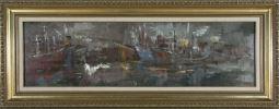 Pintura del siglo XX. Luis García Campos (Bilbao, 1928-2011).