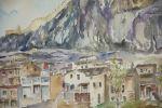 Dibujo. Rossend Franch Cubells (Palma de Ebro, Tarragona, 1934).