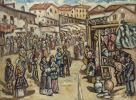 Pintura del siglo XX. ANTONIO PAN PEREA (Sevilla, 1937 - 2001).