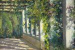 20th century painting. Julio Vila y Prades (Valencia, 1873 - Barcelona, 1930).